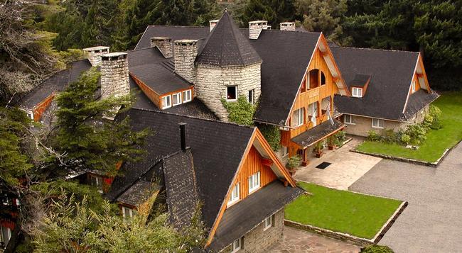Hotel Tunquelén - San Carlos de Bariloche - Building
