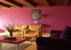 Hotel Tunquelen - San Carlos de Bariloche - Lobi