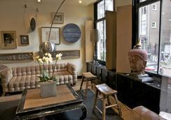 Hotel Vondel - Amsterdam - Lounge