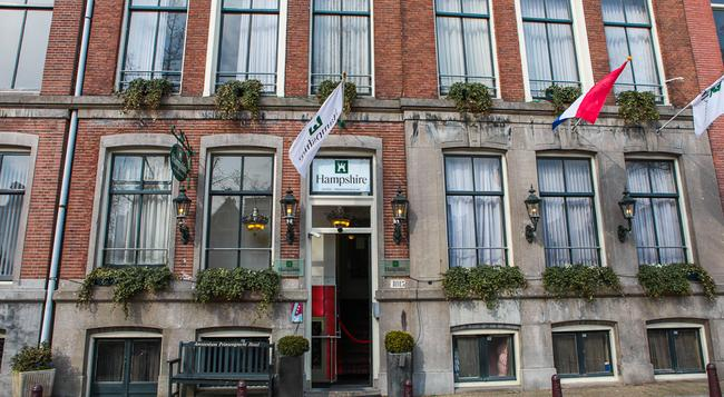 Hotel Prinsengracht Amsterdam - Amsterdam - Building