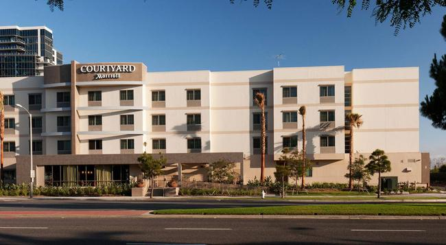 Courtyard by Marriott Santa Ana Orange County - Santa Ana - Building