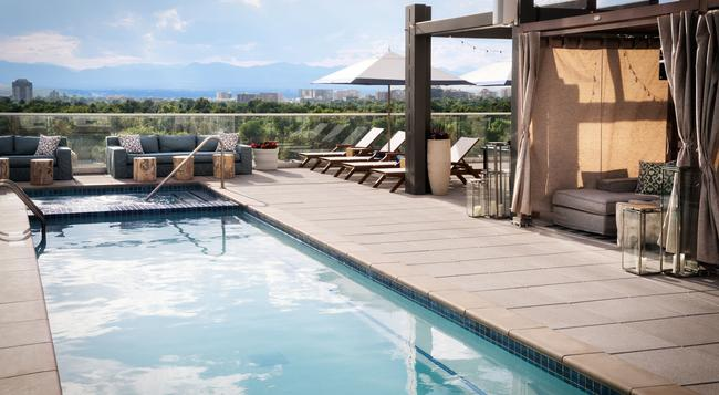 Halcyon - a hotel in Cherry Creek - Denver - Pool