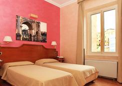 Hotel Kent - Roma - Kamar Tidur