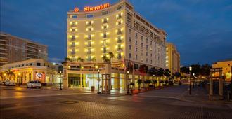 Sheraton Old San Juan Hotel - San Juan - Bangunan