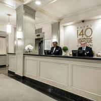 Hotel 140 Reception