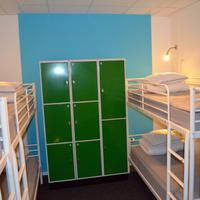 Interhostel 1 bed in 8 bed mixed dorm-shared bath