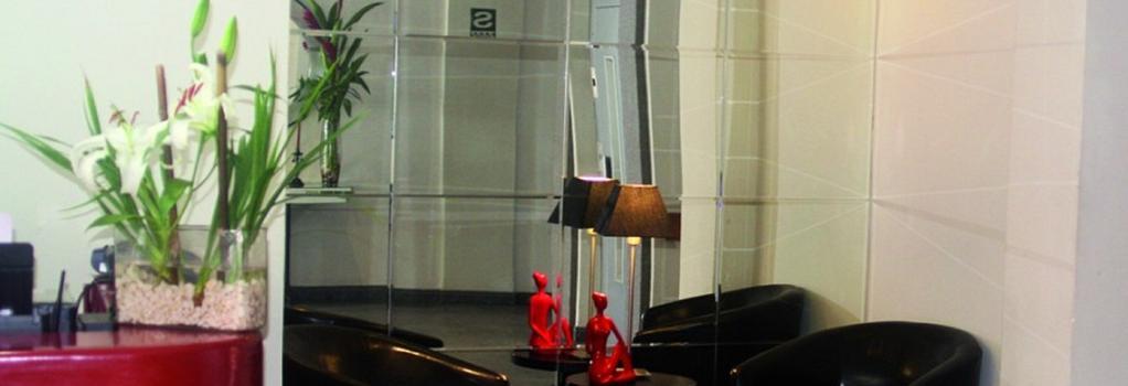 Hotel Oscars - Lima - Lobby