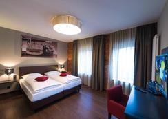 Hotel Volksschule - Hamburg - Kamar Tidur