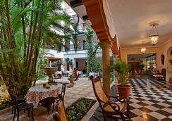 Hotel Casa del Balam - Merida - Lobi