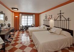 Hotel Casa del Balam - Merida - Kamar Tidur