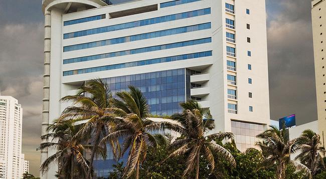Hotel Almirante Cartagena - Colombia - Cartagena - Outdoor view