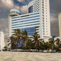 Hotel Almirante Cartagena - Colombia Beach/Ocean View