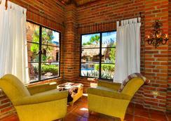 Casa Xochitl Baja Sur - La Paz - Kamar Tidur