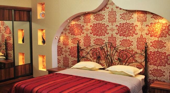 Kerben Palace Bishkek - Bishkek - Bedroom