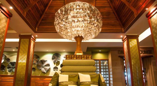 The Privilege Floor @ Borei Angkor - Siem Reap - Lobby