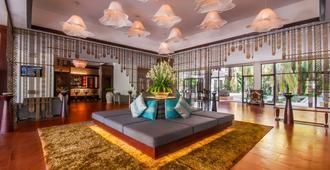 The Privilege Floor By Lotus Blanc - Siem Reap - Bangunan