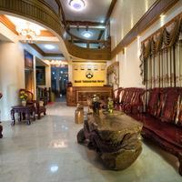 Royal Yadanarbon Hotel Lobby Sitting Area