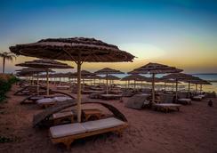Cleopatra Luxury Resort Sharm El Sheikh - Sharm el-Sheikh - Pantai