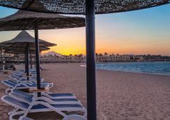 Cleopatra Luxury Resort Makadi Bay - Hurghada - Pantai