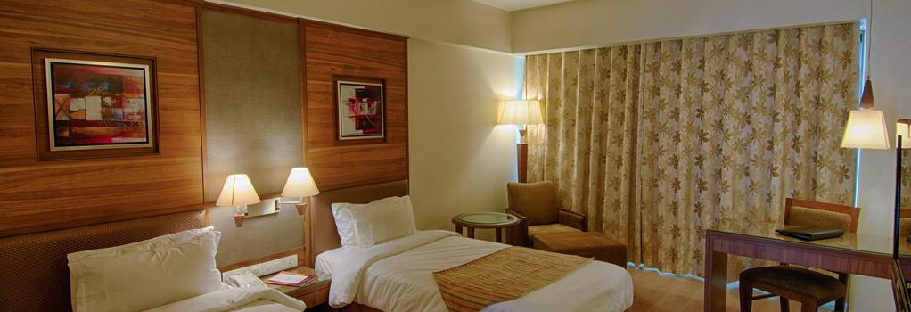 The President - A Boutique Hotel - Ahmedabad - Bedroom