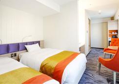 Hotel Keihan Tenmabashi - Osaka - Kamar Tidur