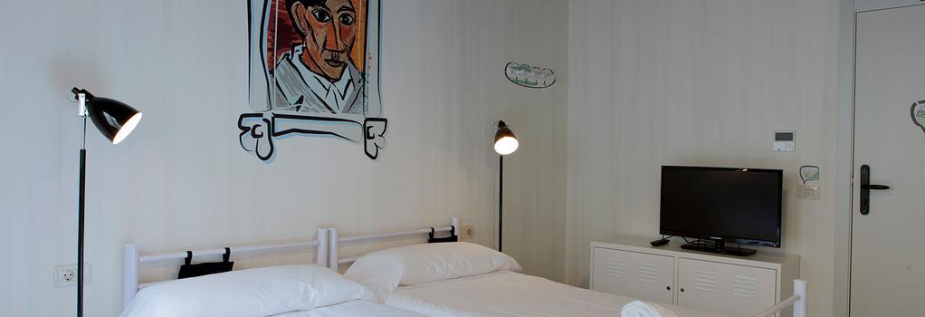 Room007 Ventura Hostel - Madrid - Bedroom