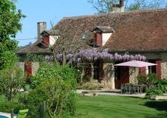 Domaine de Bellevue Cottage, Chambres d'Hôtes - Bergerac - Pemandangan luar