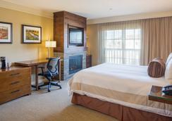 Hotel Abrego - Monterey - Kamar Tidur