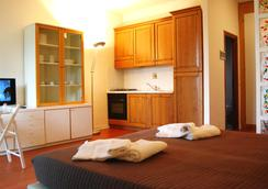 Poggio Del Golf Residence & Club - Florence - Kamar Tidur
