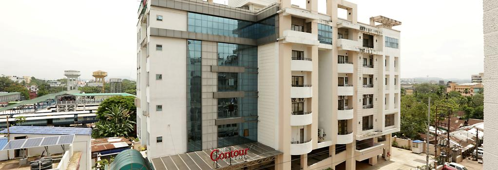 The Contour Hotel - Guwahati - Building
