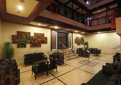 World choice Nandan Premier Hotel - Guwahati - Lobi