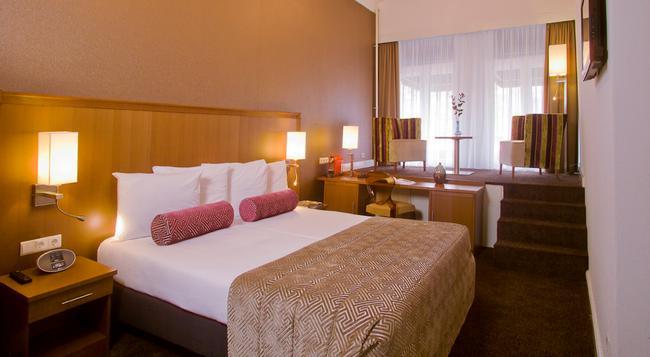 Hotel Amstelzicht - Amsterdam - Bedroom