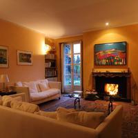 Maison Al Fiore Fireplace