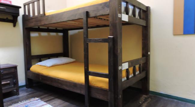 Chocolate Hostel - Bogotá - Bedroom