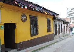 Chocolate Hostel - Bogotá - Pemandangan luar