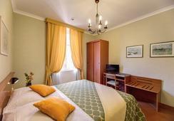 Hotel Corona - Roma - Kamar Tidur
