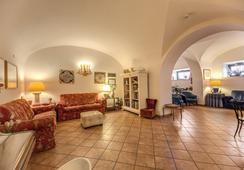 Hotel Corona - Roma - Lobi