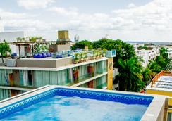 Koox Downtown Family Boutique Hotel - Playa del Carmen - Kolam