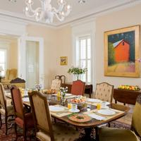 Embassy Circle Guest House Breakfast Area