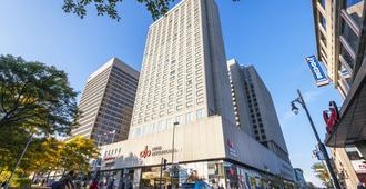 Hôtels Gouverneur Montréal - Montreal - Bangunan