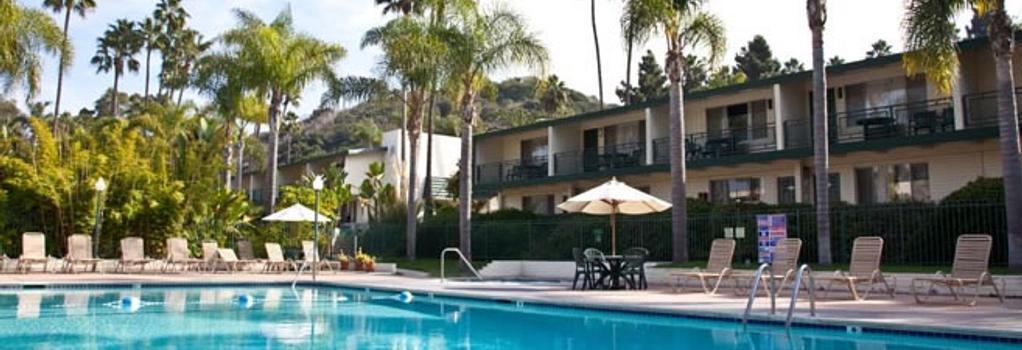 Mission Valley Resort - San Diego - Building