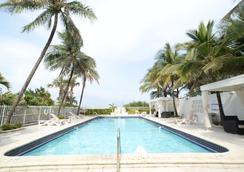 The Mimosa Hotel - Miami Beach - Kolam