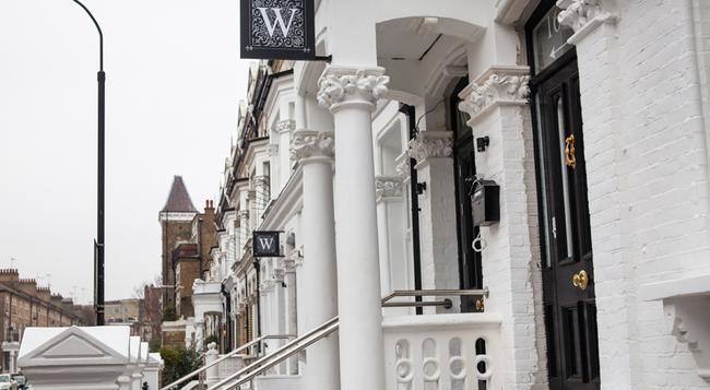 W14 Hotel - London - Building