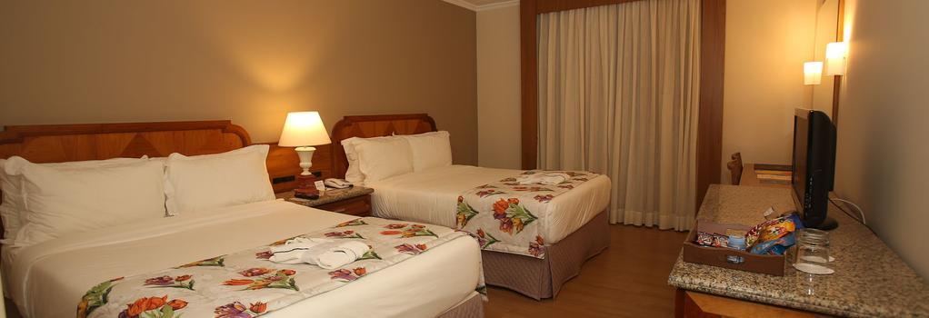 Mabu Thermas Grand Resort - Foz do Iguaçu - Bedroom