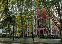 Inn Fashion Residence - Lisboa - Pemandangan luar