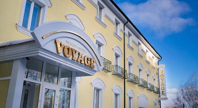 Voyage Hotel - Penza - Outdoor view