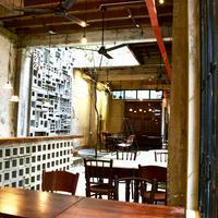 Mingle Hostel Kuala Lumpur Cafe