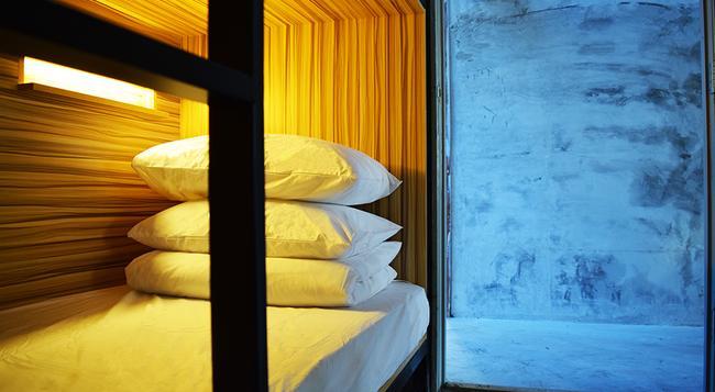 Mingle Hostel Kuala Lumpur - Kuala Lumpur - Bedroom