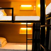 Mingle Hostel Kuala Lumpur Guestroom