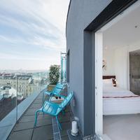 Ruby Marie Hotel Vienna Guestroom View